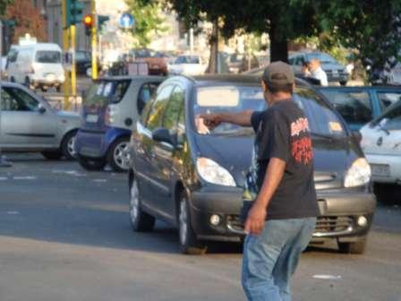 Palermo: Non pago il pizzo ai posteggiatori. Voglio vivere in una città normale