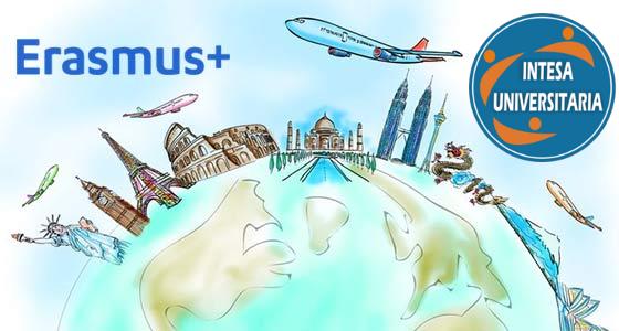 Pubblicata Graduatoria Provvisoria Erasmus+ per studio 2018/2019