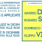 〉14 e 15 Dicembre〈 Elezioni per il Consiglio di Scuola di Medicina – Roberta Di Naro candidata