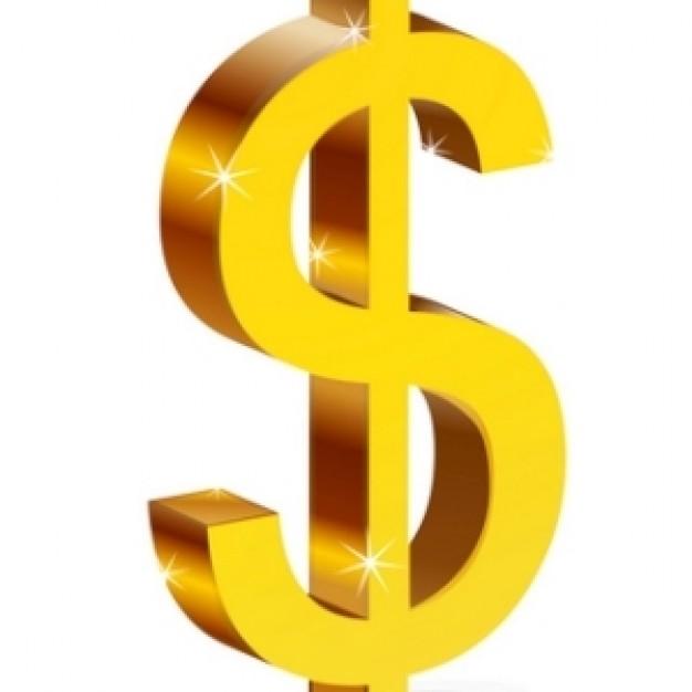 simbolo-del-dollaro-lucido-isolato_633778