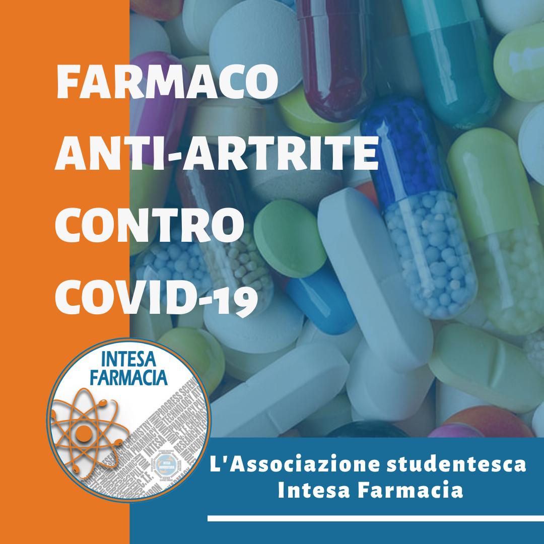 Farmaco Anti-Artite contro Covid-19