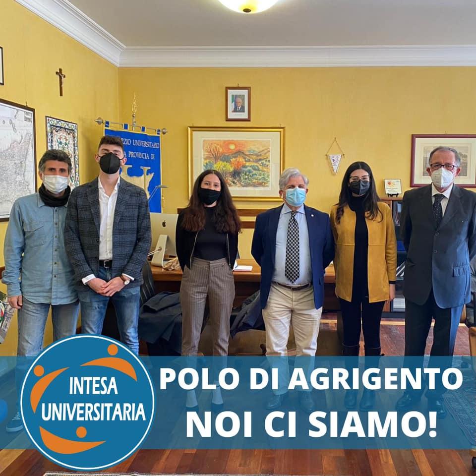 Polo Universitario di Agrigento: Ecco gli obiettivi dell'Associazione Intesa Universitaria!